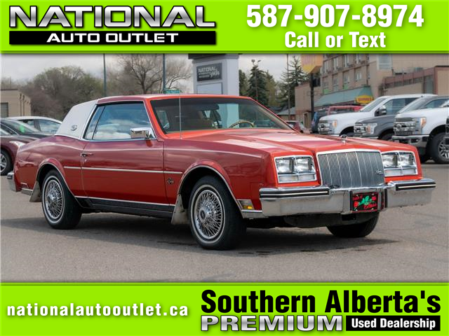 1980 Buick Riviera 2 DOOR COUPE (Stk: C790000) in Lethbridge - Image 1 of 15