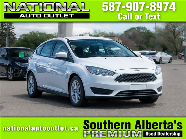 2016 Ford Focus SE (Stk: N406437) in Lethbridge - Image 1 of 18