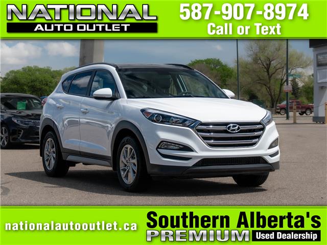 2018 Hyundai Tucson Luxury 2.0L (Stk: N723086) in Lethbridge - Image 1 of 21