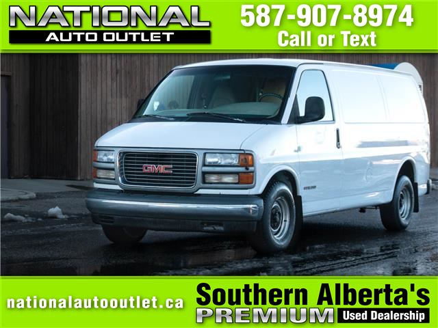 1997 GMC Savana  (Stk: N06157) in Lethbridge - Image 1 of 15