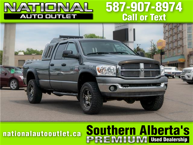 2008 Dodge Ram 3500 SLT (Stk: N160934) in Lethbridge - Image 1 of 19