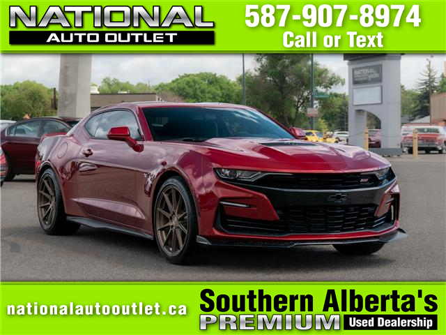 2019 Chevrolet Camaro 1SS (Stk: C222246) in Lethbridge - Image 1 of 22