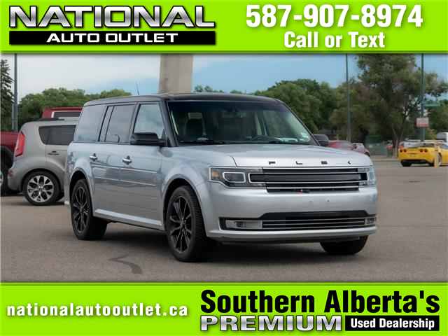 2019 Ford Flex Limited (Stk: NA01972) in Lethbridge - Image 1 of 19