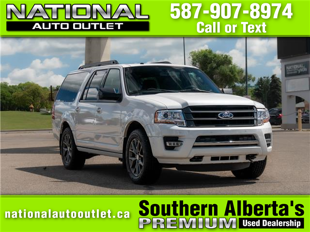2017 Ford Expedition Max Limited (Stk: NA40598) in Lethbridge - Image 1 of 22