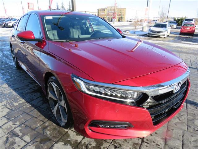 2019 Honda Accord Touring 1.5T (Stk: 190787A) in Airdrie - Image 1 of 30