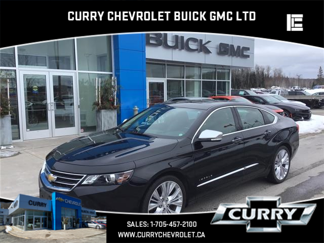 2015 Chevrolet Impala 2LZ (Stk: UC61875) in Haliburton - Image 1 of 14