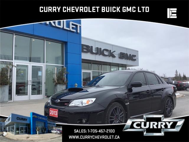 2013 Subaru WRX STI  (Stk: UC27409) in Haliburton - Image 1 of 14