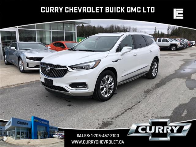 2018 Buick Enclave Avenir (Stk: ) in Haliburton - Image 1 of 16