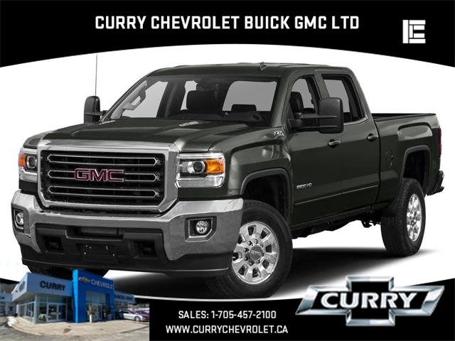 2018 GMC Sierra 2500HD SLE (Stk: UT65311) in Haliburton - Image 1 of 10