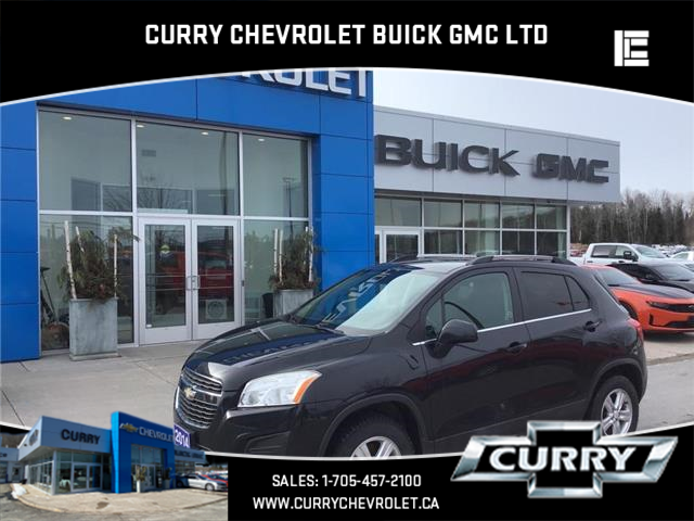 2014 Chevrolet Trax 1LT (Stk: UT97276) in Haliburton - Image 1 of 13