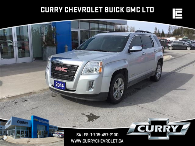 2014 GMC Terrain SLE-2 (Stk: UT85905) in Haliburton - Image 1 of 18