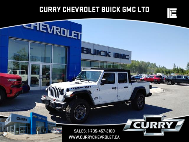 2020 Jeep Gladiator Rubicon (Stk: UT52179) in Haliburton - Image 1 of 15