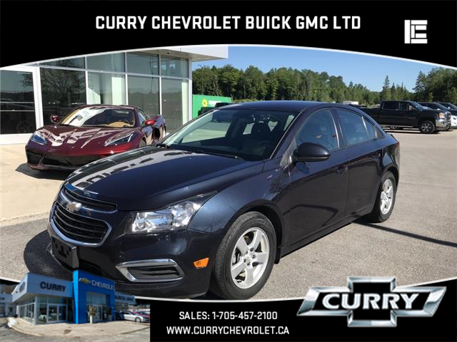 2015 Chevrolet Cruze 2LS (Stk: -UC84359) in Haliburton - Image 1 of 14