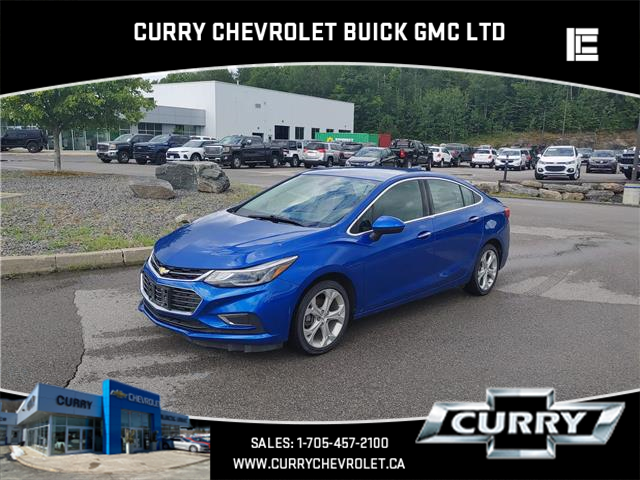 2016 Chevrolet Cruze Premier Auto (Stk: UC70140) in Haliburton - Image 1 of 14