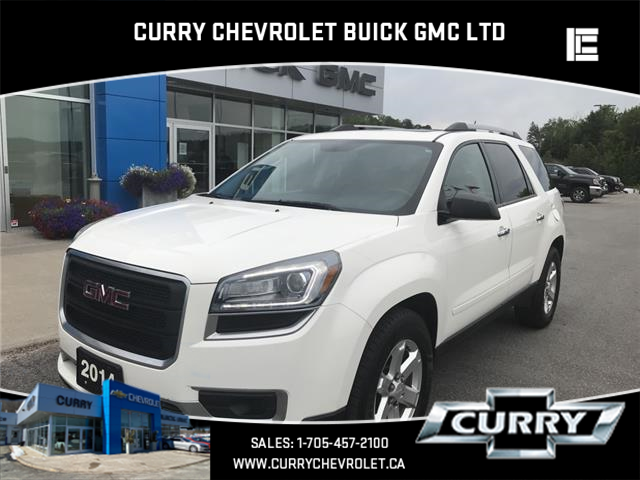 2014 GMC Acadia SLE2 (Stk: UT75376) in Haliburton - Image 1 of 14