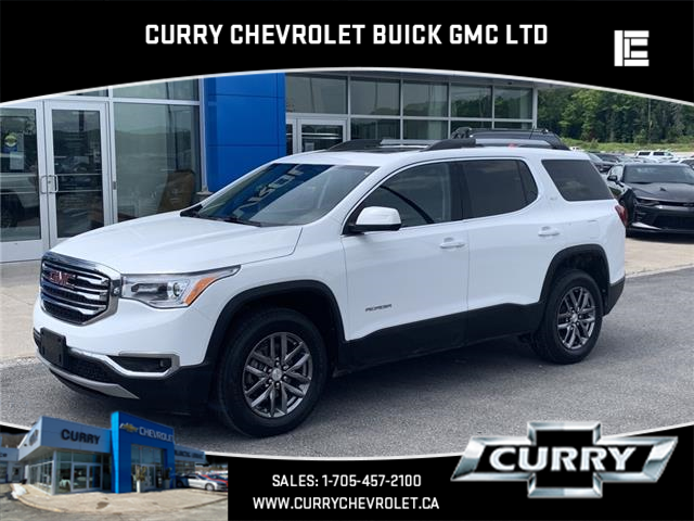 2017 GMC Acadia SLT-1 (Stk: UT83549) in Haliburton - Image 1 of 13
