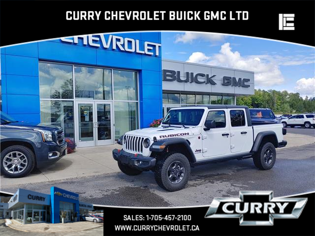 2020 Jeep Gladiator Rubicon (Stk: UT90432) in Haliburton - Image 1 of 14