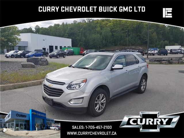 2016 Chevrolet Equinox 1LT (Stk: UT78347) in Haliburton - Image 1 of 14