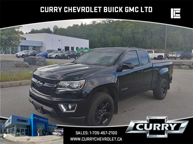 2018 Chevrolet Colorado LT (Stk: UT44637) in Haliburton - Image 1 of 6