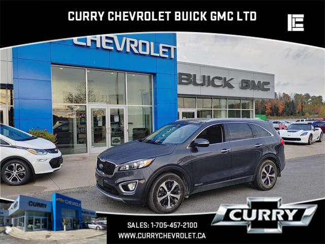 2018 Kia Sorento 3.3L EX (Stk: UT40890) in Haliburton - Image 1 of 13