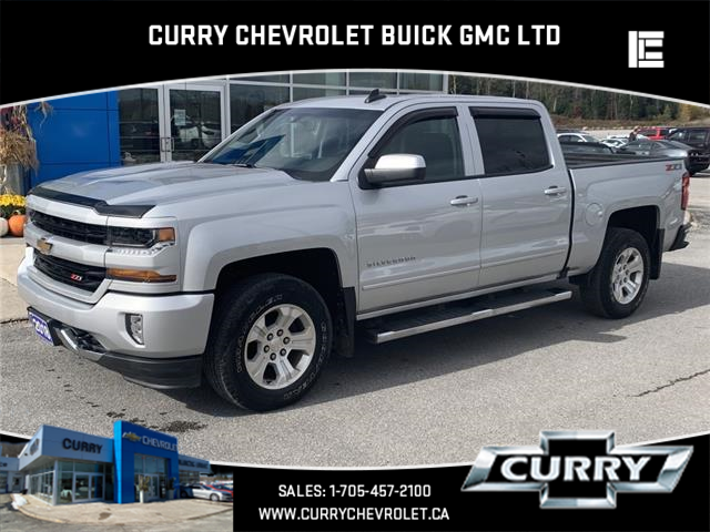 2018 Chevrolet Silverado 1500 1LT (Stk: UT73938) in Haliburton - Image 1 of 13