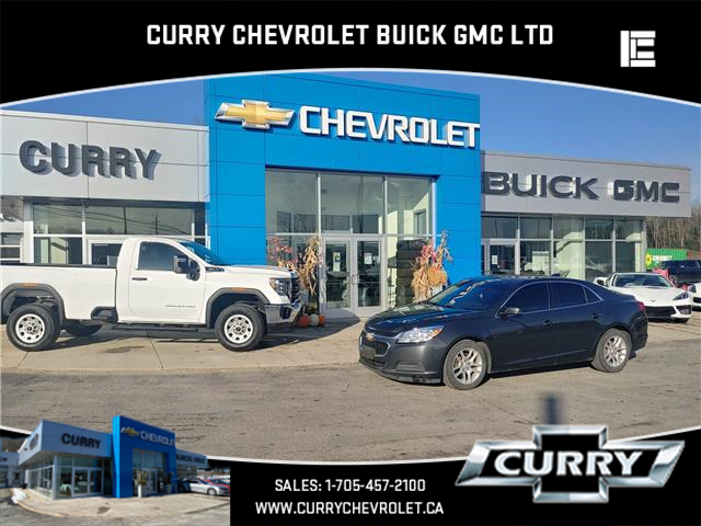 2015 Chevrolet Malibu 1LT (Stk: UC13135) in Haliburton - Image 1 of 14