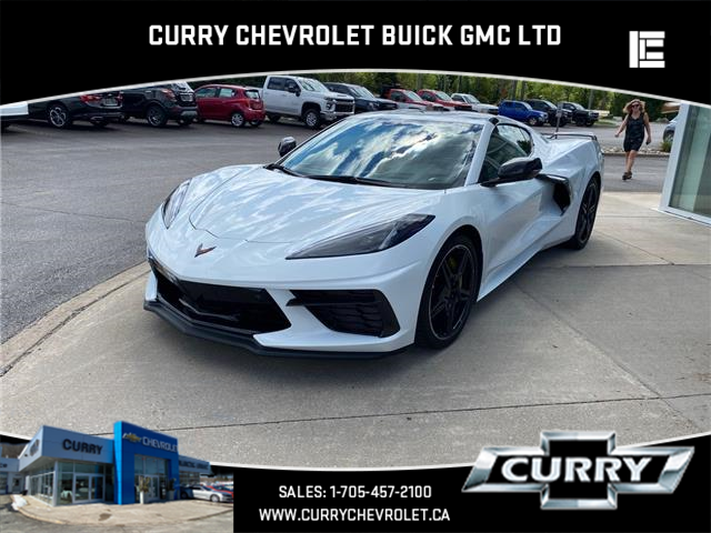 2020 Chevrolet Corvette Stingray (Stk: UC04319) in Haliburton - Image 1 of 9