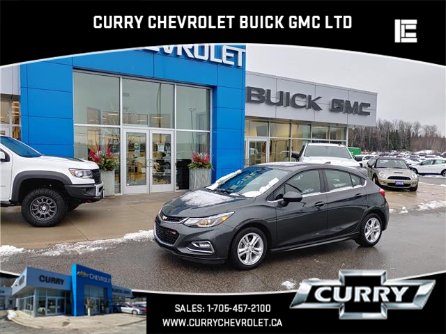 2018 Chevrolet Cruze LT Auto (Stk: UC35561) in Haliburton - Image 1 of 13