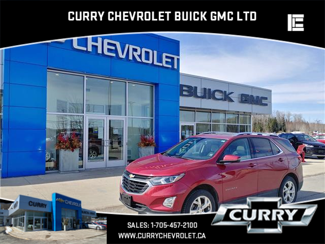 2019 Chevrolet Equinox LT (Stk: UT42552) in Haliburton - Image 1 of 11