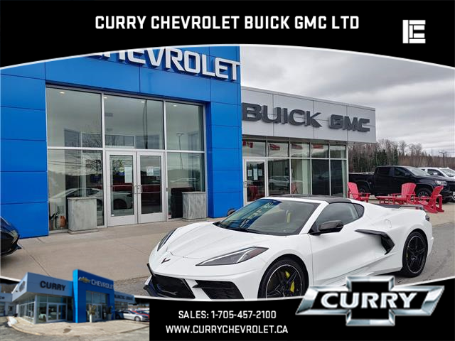 2020 Chevrolet Corvette Stingray (Stk: UC04319) in Haliburton - Image 1 of 13