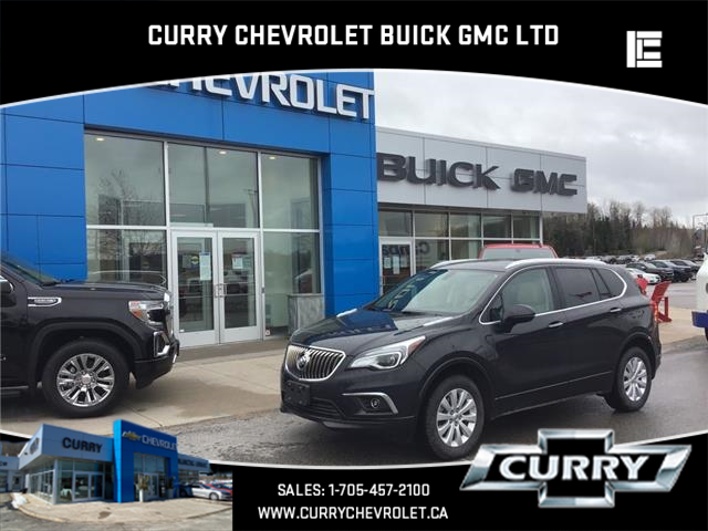 2017 Buick Envision Essence (Stk: UT63814) in Haliburton - Image 1 of 11
