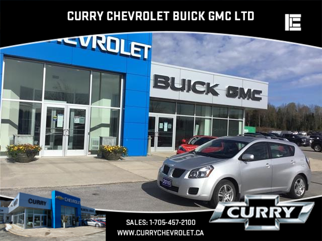 2010 Pontiac Vibe Base (Stk: UT12400) in Haliburton - Image 1 of 12