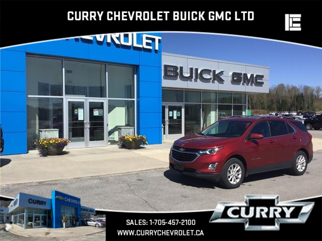 2018 Chevrolet Equinox 1LT (Stk: UT02331) in Haliburton - Image 1 of 14