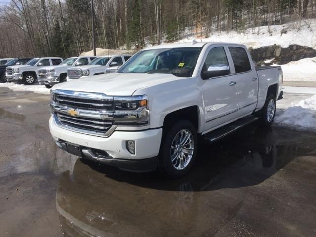 2018 Chevrolet Silverado 1500 High Country (Stk: 181017) in Haliburton - Image 1 of 17