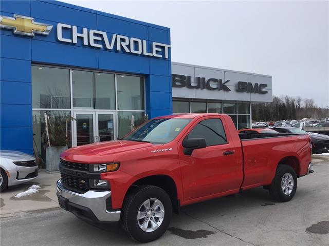 2019 Chevrolet Silverado 1500 Work Truck (Stk: 19723) in Haliburton - Image 1 of 12