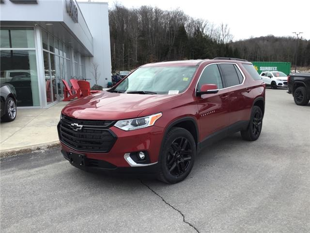 2020 Chevrolet Traverse 3LT (Stk: 20296) in Haliburton - Image 1 of 14