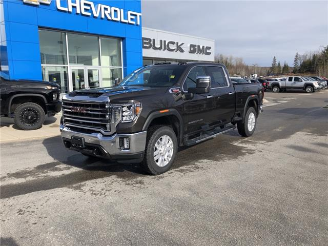 2020 GMC Sierra 2500HD SLT (Stk: 20156) in Haliburton - Image 1 of 22