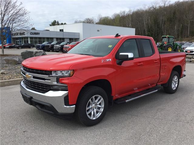 2019 Chevrolet Silverado 1500 LT (Stk: 19634) in Haliburton - Image 1 of 13