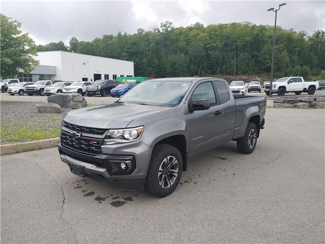 2021 Chevrolet Colorado Z71 (Stk: 21008) in Haliburton - Image 1 of 14
