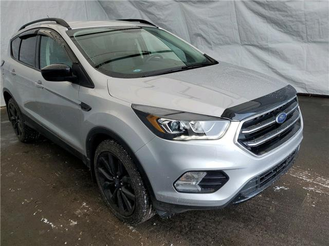 2018 Ford Escape SE (Stk: IU1801) in Thunder Bay - Image 1 of 14
