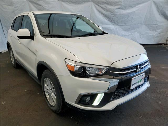2019 Mitsubishi RVR SE (Stk: IU1819R) in Thunder Bay - Image 1 of 15