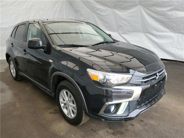 2019 Mitsubishi RVR SE (Stk: IU1818R) in Thunder Bay - Image 1 of 18
