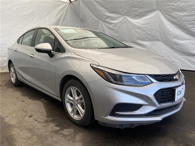 2018 Chevrolet Cruze LT Auto (Stk: IU1668R) in Thunder Bay - Image 1 of 11