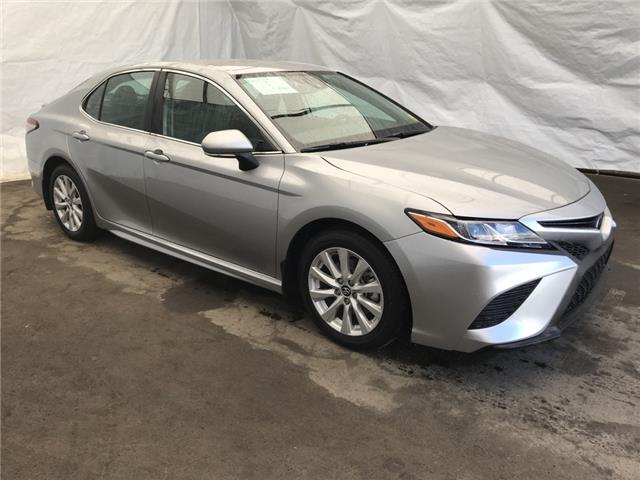 2019 Toyota Camry SE (Stk: IU1910) in Thunder Bay - Image 1 of 14