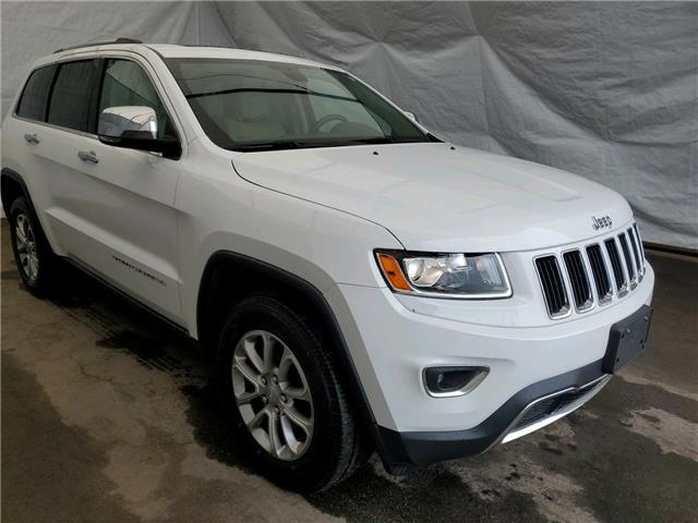 2016 Jeep Grand Cherokee Limited (Stk: IU1943) in Thunder Bay - Image 1 of 18