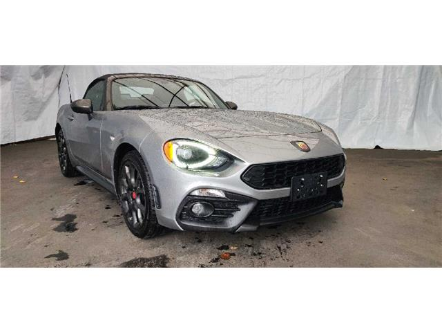 2017 Fiat 124 Spider Abarth (Stk: 98071) in Thunder Bay - Image 1 of 9