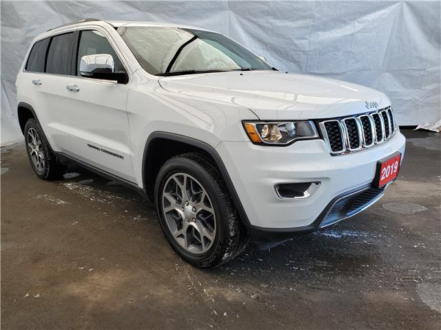 2019 Jeep Grand Cherokee Limited (Stk: U1844R) in Thunder Bay - Image 1 of 27
