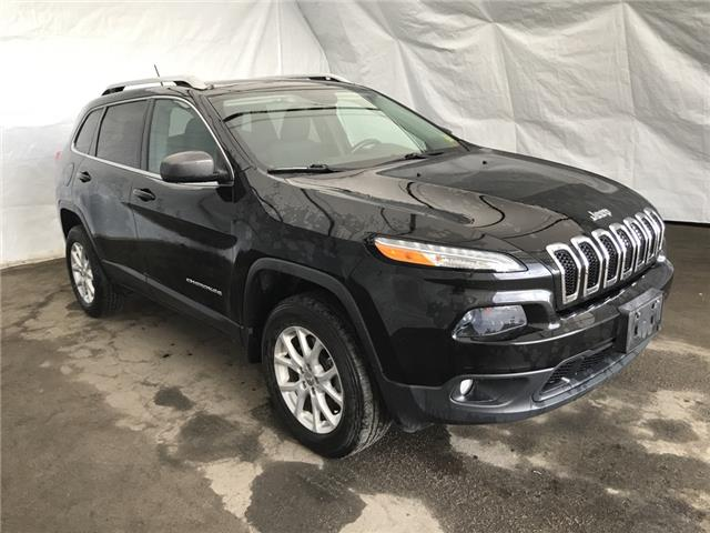 2015 Jeep Cherokee North (Stk: 2011091) in Thunder Bay - Image 1 of 15