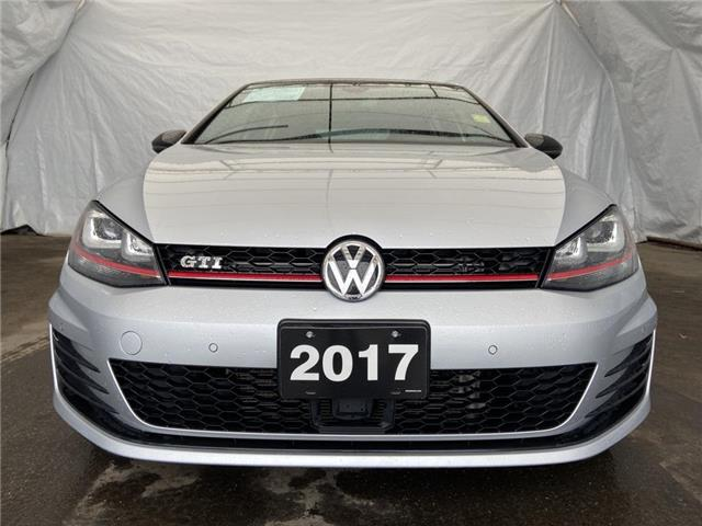 2017 Volkswagen Golf GTI 5-Door Autobahn (Stk: 2010881) in Thunder Bay - Image 1 of 16