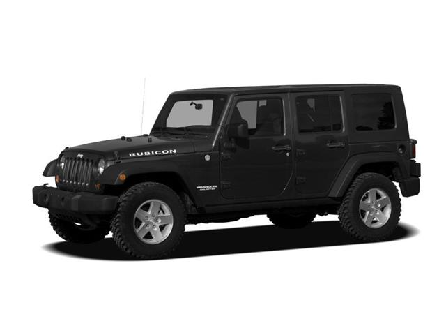 2010 Jeep Wrangler Unlimited Sahara (Stk: 2012841) in Thunder Bay - Image 1 of 1
